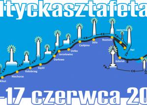 Dzisiaj ruszają zapisy do Bałtyckiej Sztafety 2018 Krynica Morska – Świnoujście