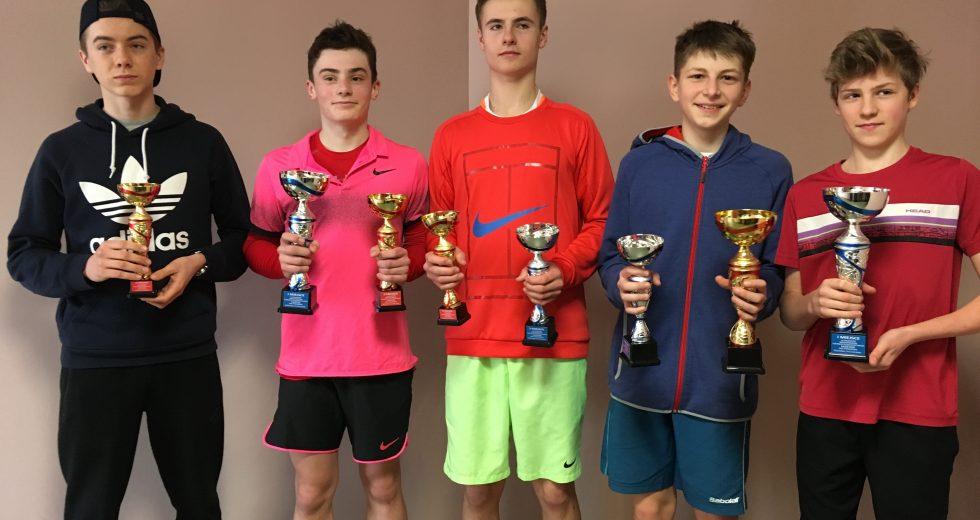Sukcesy szczecineckich tenisistów