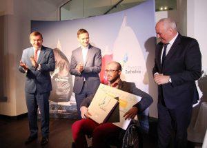 Zdolni sportowcy otrzymali stypendia Marszałka Województwa Zachodniopomorskiego