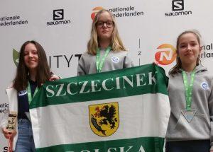 Zawodniczki MKP Szczecinek z sukcesami w biegach Citytrail