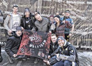 Drużyna Wolfteam w znakomitym stylu kończy zimowy sezon Runmageddon
