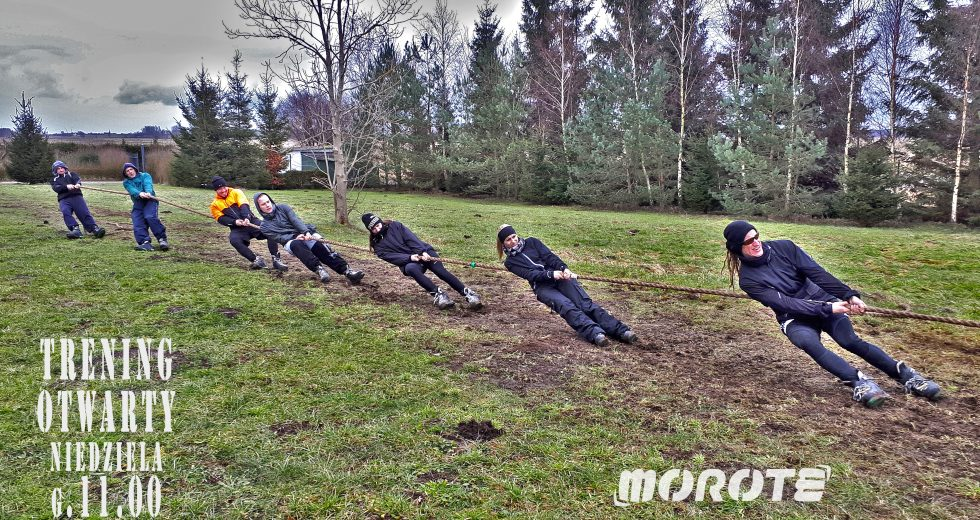 Sportowcy z klubu MOROTE z Głowaczewa zakwalifikowali się do kadry Polski w przeciąganiu liny