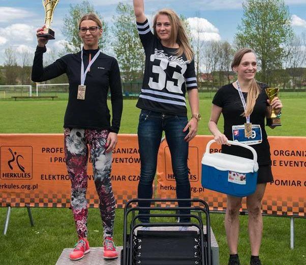 Zawodnicy Husaria Race Team Szczecinek na podium w Sianowie