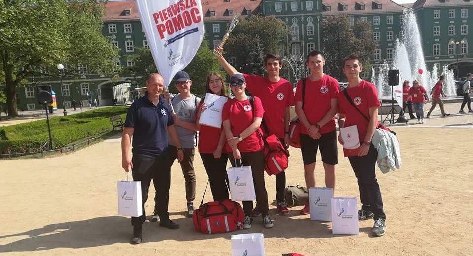 Ratownicy Rescue Team z Czaplinka zostali mistrzami województwa