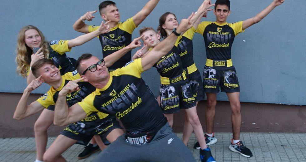 KSW Szczecinek wygrywa kickbokserski turniej Polish Fighter Kids