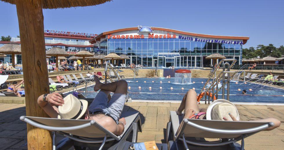 W Aquaparku w Jarosławcu powstaje najdłuższa w Polsce, ponad 240-metrowa, zjeżdżalnia