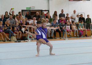 W Szczecinku odbył się Międzywojewódzki Turniej w Akrobatyce  Sportowej i Fitness Gimnastycznym