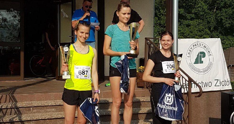 Sukcesy naszych biegaczy w XII Złotowskim Biegu Zawilca