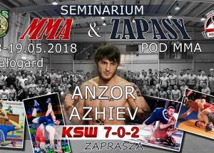 AKS Białogard zaprasza na seminarium MMA & ZAPASY
