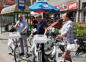 Coraz więcej mieszkańców korzysta z roweru miejskiego