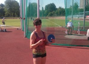 Rekord życiowy w rzucie dyskiem Anny Kieling