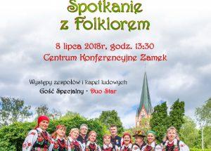 IV Szczecineckie Spotkanie z Folklorem odbędzie się 8 lipca
