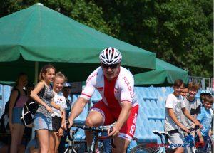 Olimpijczyk Damian Zieliński z wizytą w Szczecinku