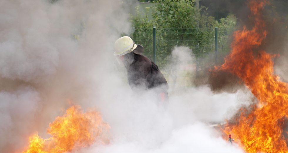 XV Mistrzostwa Województwa Zachodniopomorskiego w Sporcie Pożarniczym odbyły się w Szczecinku