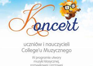 Muzycznie w kinie Wolność – Koncert uczniów College'u Muzycznego