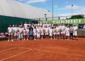 Tenisowy Turniej Retro odbył się w Szczecinku