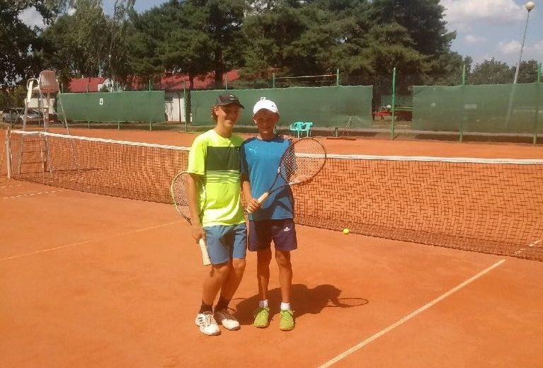 Sukcesy młodych tenisistów ze Szczecinka