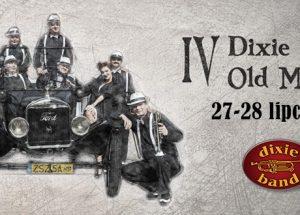 W Szczecinku 27 lipca startuje IV Dixie Rajd Old Mobile
