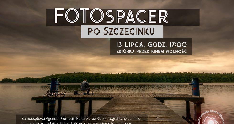 Zaproszenie na fotospacer po Szczecinku