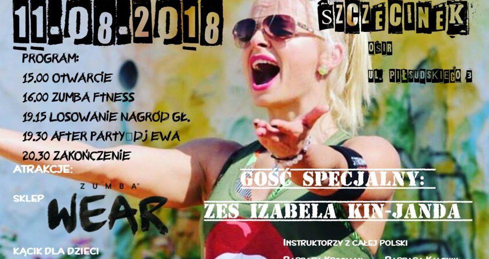 II Charytatywny Maraton Zumba już w sobotę w Szczecinku