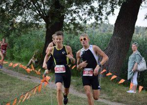 Antoni Borys z MKP Szczecinek wygrywa Mistrzostwa Polski Młodzików w Triathlonie