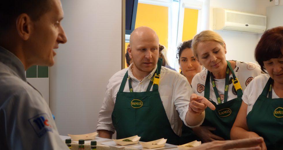 Gotujmy prosto, zdrowo i razem! Rusza akcja edukacyjna Kulinarnie Mocni.