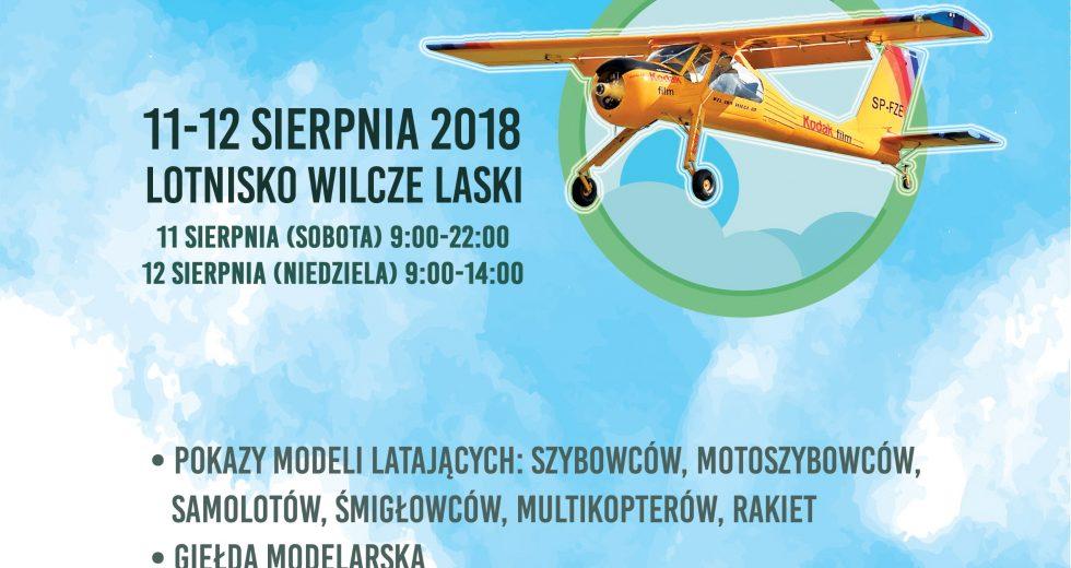 Zaproszenie na XV Ogólnopolski Piknik Modelarski w Wilczych Laskach