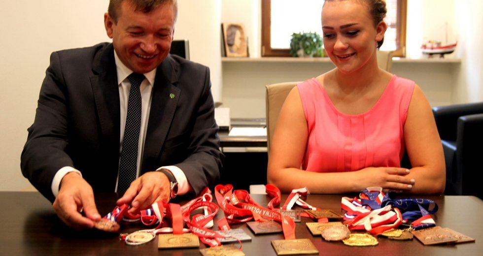 Dwa brązowe medale Darii Daszkiewicz na Mistrzostwach Świata Juniorów w sumo