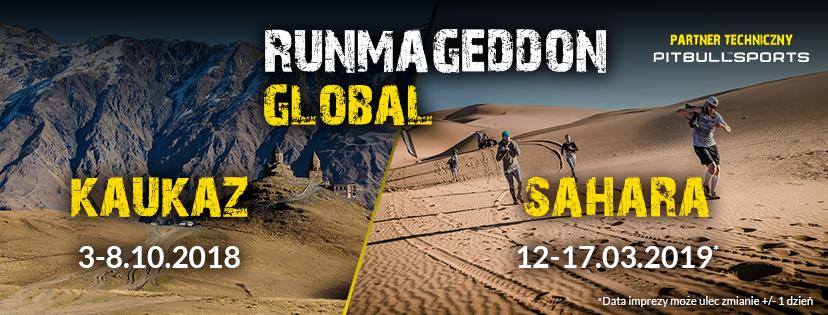Runmageddon Global zaprasza na Kaukaz! Podejmiesz wyzwanie?