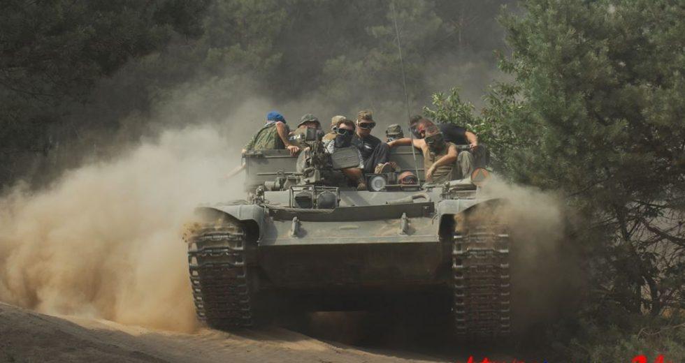Zakończył się XV Zlot Pojazdów Militarnych w Bornem Sulinowie
