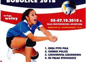 Zaproszenie do Bobolic na Turniej Piłki Siatkowej Kobiet Energa Cup