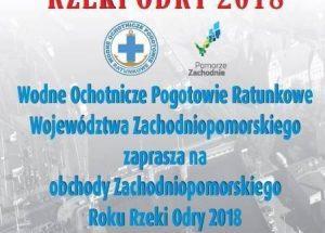 Zespół Zachodniopomorskiego Roku Rzeki Odry 2018 ponownie w akcji! Tym razem zaprasza do Szczecinka