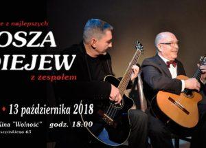 Alosza Awdiejew wystąpi w Szczecinku 13 października