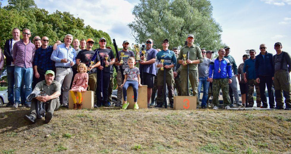 Wędkarze rywalizowali w Szczecinku o Puchar Stanicy 2018