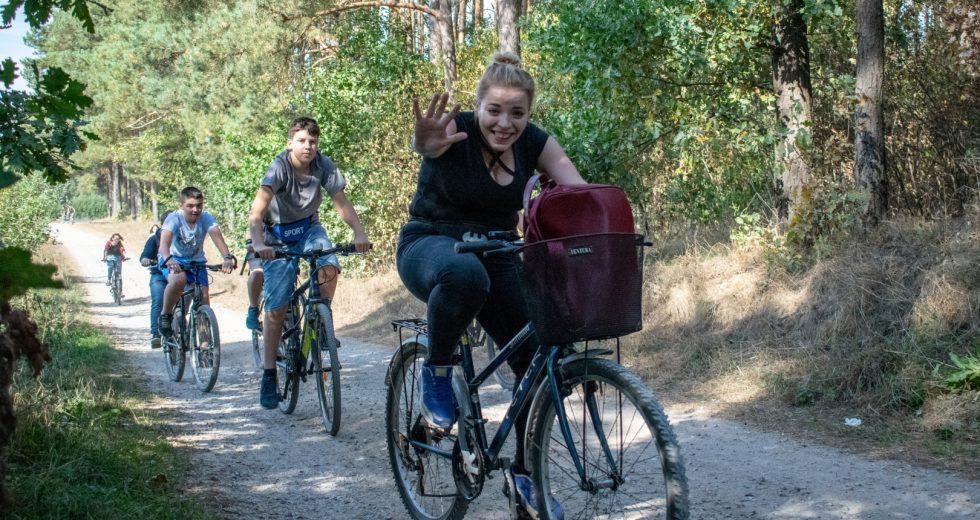 """Za nami kolejny rajd rowerowy """"Naokoło jest wesoło"""""""