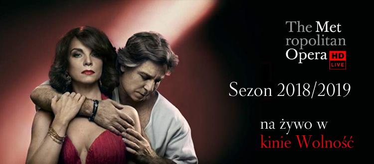 """11.10 rozpocznie się kolejny sezon """"The Metropolitan Opera: Live in HD"""""""