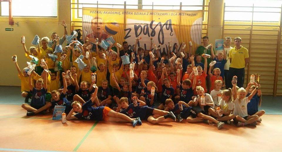 Uczniowie szkół podstawowych rywalizowali w Gryfiadzie – Spartakiadzie