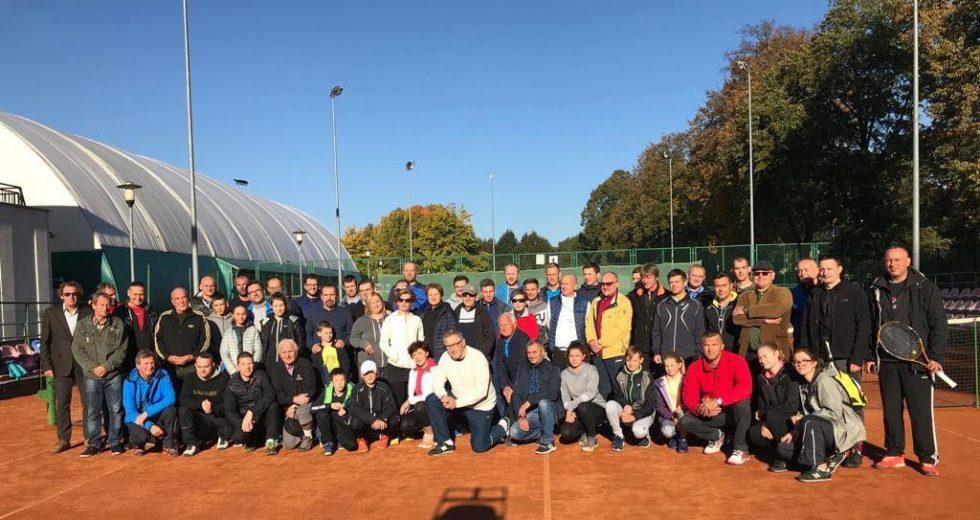 Tenisiści rywalizowali o Puchar Zbigniewa Gieruli