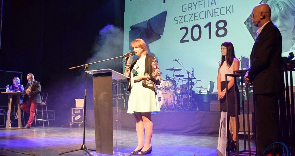 """Nagrody """"Gryfita Szczecinecki"""" zostały przyznane."""