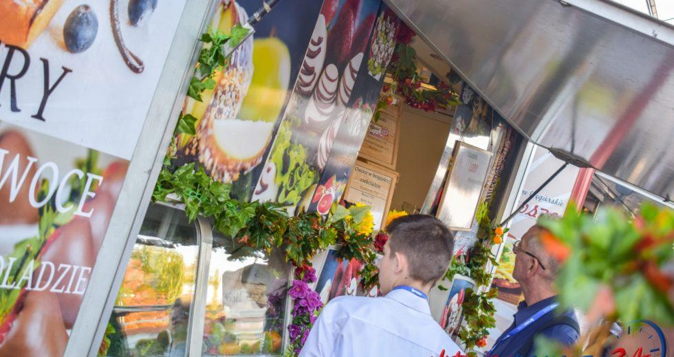 Food Trucki ponownie zawitały do Szczecinka