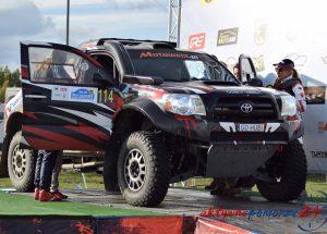 Rajd Baja Szczecinek Cross Country Rally zakończony