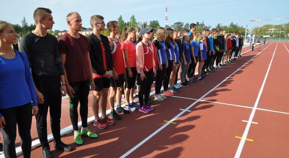 W Kołobrzegu sportowcy walczyli w Finale Krajowej Ligi Lekkoatletycznej Szkół Ponadgimnazjalnych o Puchar Prezesa Szkolnego Związku Sportowego.