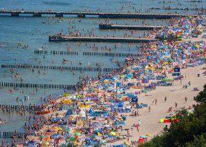 Udane wakacje na Pomorzu Zachodnim. Ponad 4 mln turystów!
