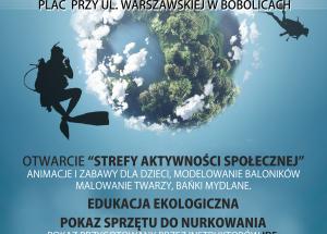 Zaproszenie do Bobolic na Piknik Ekologiczny