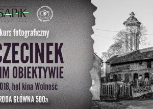 """Lubisz fotografować? Weź udział w konkursie """"Szczecinek w moim obiektywie""""."""