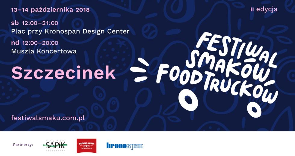 Festiwal Smaków Food Trucków wraca do Szczecinka!