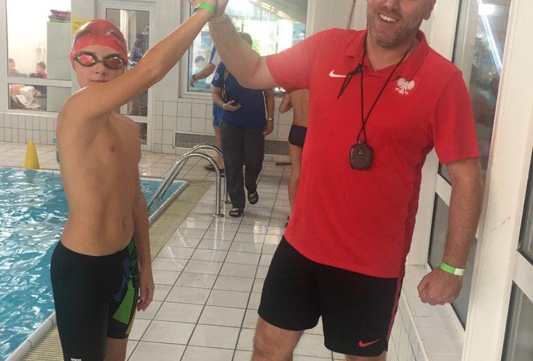 Tomasz Polehoński poprawił swój rekord życiowy na zawodach międzynarodowych