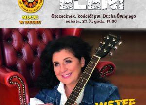 Zaproszenie na koncert Eleni