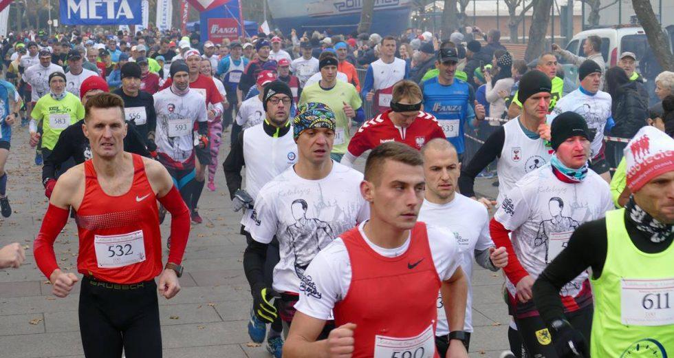 Bieg Niepodległości w Kołobrzegu