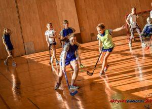 Mistrzostwa miasta szkół podstawowych w unihokeju